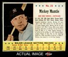 Comprehensive Guide to 1960s Mickey Mantle Cards 89