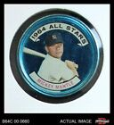 Comprehensive Guide to 1960s Mickey Mantle Cards 107