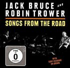 Songs From the Road by Robin Trower/Jack Bruce (CD, Dec-2015, 2 Discs, Ruf...