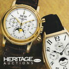 Heritage Galleries Watches PATEK PHILIPPE ROLEX Blancpain Auction Catalog May'11