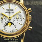 Heritage Galleries Watches PATEK PHILIPPE ROLEX Blancpain Auction Catalog May'10