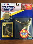 1991 Extended Ken Griffey Jr Seattle Mariners Starting Lineup