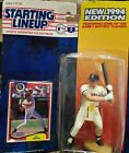 Starting lineup J.T. SNOW, 1994 ,  BASEBALL COLLECTIBLE, NEW IN THE BOX