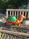 Vintage Christmas Nativity 28 Blow Mold Camel by Empire Estate Find