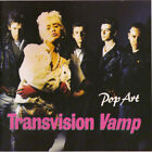TRANSVISION VAMP POP ART CD CLASSIC 80S I WANT YOUR LOVE SISTER MOON REVOLUTION
