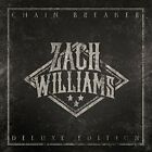 WILLIAMS,ZACH-CHAIN BREAKER (DLX) CD NEW
