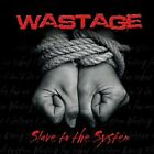 Wastage - Slave To The System CD NEW