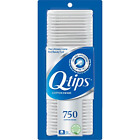 Q tips Cotton Swabs 750 Ct Wide Variety Beauty Art Crafting Baby