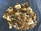 5lb pounds foreign world bulk lot coins