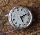 Vintage Bulova Accutron 214H Railroad Approved Wrist Watch Parts/Repairs