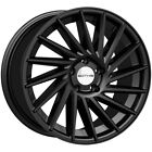 4 Sothis SC107 18x8 5x45 +35mm Gloss Black Wheels Rims 18 Inch