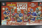 2012 Topps Magic Factory Sealed Hobby Box 3 Auto Russell Wilson Tannehill Luck ?