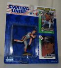 1993 STARTING LINEUP 68077 -MIKE MUSSINA*BALTIMORE ORIOLES 3- MLB SLU 2 CARDS