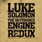 Luke Solomon ‎– The Difference Engine Redux CD