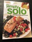 weight watchers Simply Solo 150 Recipes New