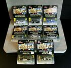 Racing Champions Police Cruisers Lot of 8 Diecast Cars 161 Scale Lim Ed 1998