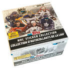 2019-20 Topps NHL Hockey Sticker Collection Box of 50 Sealed Packs