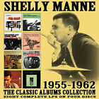 Shelly Manne : The Classic Albums Collection 1955-1962 CD Box Set 4 discs