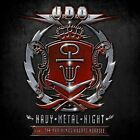 Udo : Navy Metal Night CD Value Guaranteed from eBay's biggest seller!