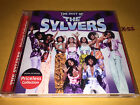 BEST of THE SYLVERS hits CD hot line BOOGIE FEVER high school dance COTTON CANDY