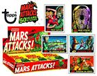 TOPPS MARS ATTACKS HERITAGE TRADING CARD 8-BOX hobby sealed case