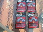 Topps Star Wars Galactic Connexions 20 Trading Disc Game 4 packs new