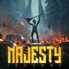 MAJESTY-LEGENDS CD NEW