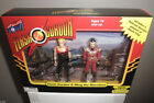 FLASH GORDON signed by SAM JONES figure 2 pack MING only 1500 sdcc COMIC CON toy