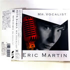 Eric Martin‎– Mr. Vocalist SICP 2091 JAPAN CD OBI