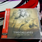 Two Gallants – What The Toll Tells VSO-0025 JAPAN CD OBI
