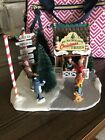 Lemax Village St. Nicholas's Christmas Tree Lot  33001 2013 Collection Exclt cnd