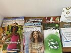 Vintage Weight Watchers Program Books Weekly 3 Month Tracker + More
