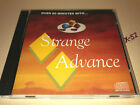 Over 60 Minutes with STRANGE ADVANCE 16 Hits CD Worlds Away Love Become Electric