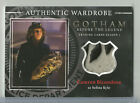2016 Cryptozoic Gotham Season 1 Trading Cards - Camren Bicondova as Selina Kyle Autographs 21