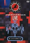 QUEENSRYCHE Operation Live Crime Japan DVD Free Ship w/Tracking# New from Japan