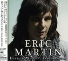 Love Is Alive: Works of 1985 - 2010 Eric Martin CD F/S w/Tracking# Japan New