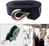 Botepon Marine Boat Trailer Winch Strap with Hook Replacement, 2''x20' and 4500