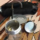 GSI Outdoors 1 Cup Mini Espresso Coffee Maker Camping Travel