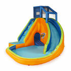 Banzai Falls Inflatable Water Park Play Pool with Slides and Blower For Parts