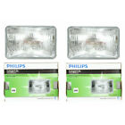 Philips High Low Beam Headlight Light Bulb for Geo Metro 1989 1997 Long yt
