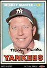 Mickey Mantle Topps Cards - 1952 to 1969 44