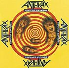 ANTHRAX State Of Euphoria JAPAN SHM 2CD (DELUXE EDITION) F/S w/Tracking# Japan