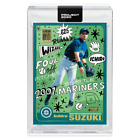 Topps PROJECT 2020 Card 62 - 2001 Ichiro by Sophia Chang
