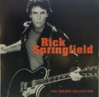 RICK SPRINGFIELD - The Encore Collection CD BUY 4+ $1.99 EACH & FREE SHIPPING