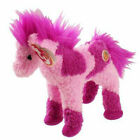 TY Canters pink horse beanie baby of the month babies beanies BBOM