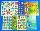Trend Scratch  Sniff Or Animals Sticker Sheet You Choose