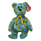 Ty Beanie Baby Ocker - MWMT (Bear Asia Pacific Country Exclusive 2004)