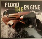 FLOOD THE ENGINE self-released debut album on CD Jimmy Kunes/ Bill Leverty (NYC/