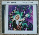 MICK RONSON Only After Dark 2 CD Set NEW/SEALED 1995 Griffin GCD-344-2