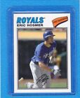 Eric Hosmer Autographs Added to Topps Chrome and Other Upcoming Sets 5
